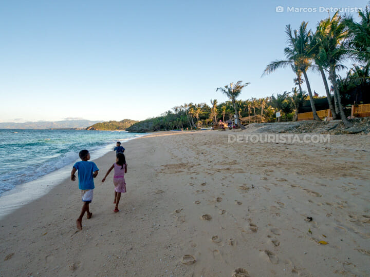 Ilig-Iligan Beach