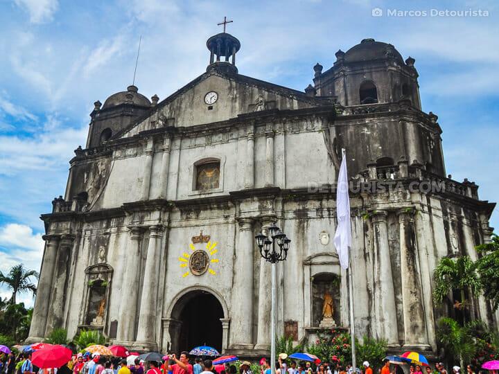 Naga Metropolitan Cathedral in Naga City, Camarines Sur, Philipp