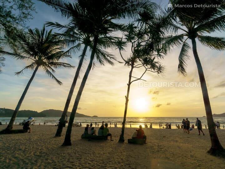 Phuket Patong Beach