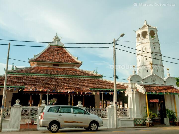 Tranquerah Mosque, Melaka