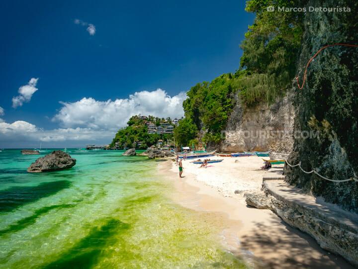 Diniwid Beach, Boracay Island, Malay, Aklan, Philippines