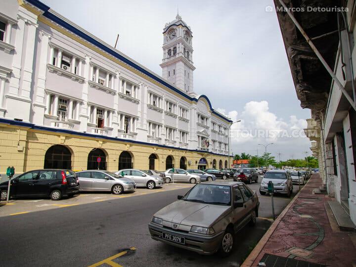 Malaysian Railway Building (Wisma Kastam)