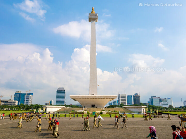 Monas Tower