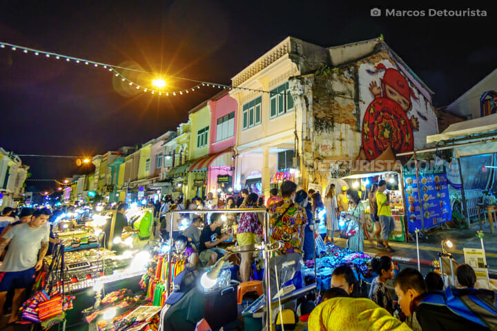Phuket Town Night Market