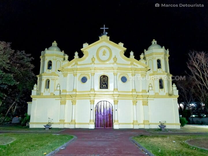 San Vicente Church in  Ilocos Sur, Philippines