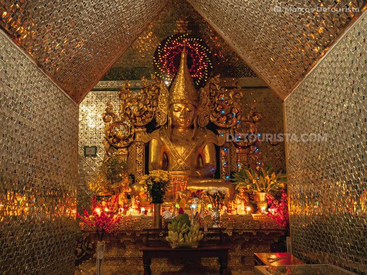 Sanda Muni Pagoda, Mandalay