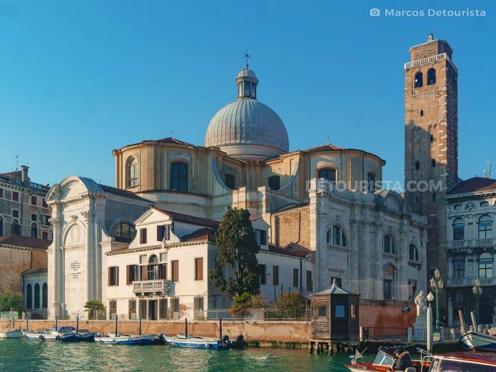 Santuario di Lucia in Venice, Italy