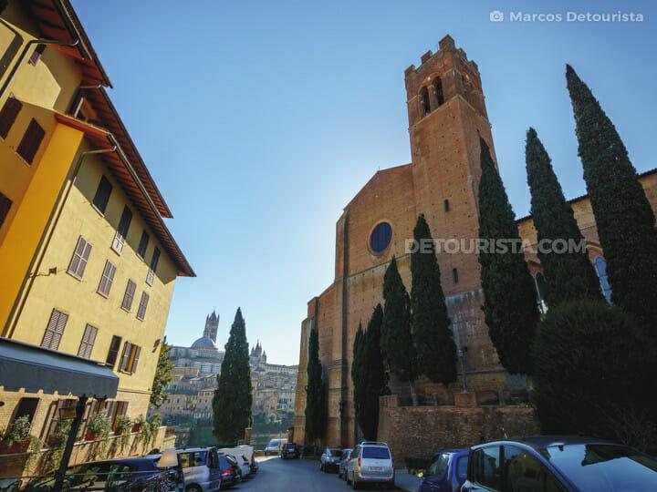 Siena historical centre