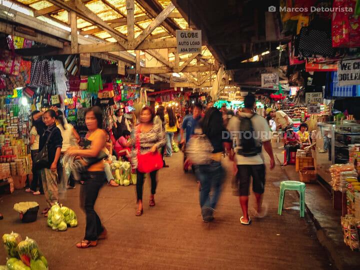 Baguio Public Market, Benguet, Philippines