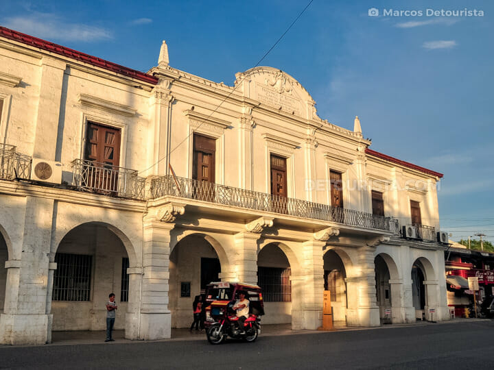 National Museum Bohol (Old Provincial Capitol building) in Tagbi