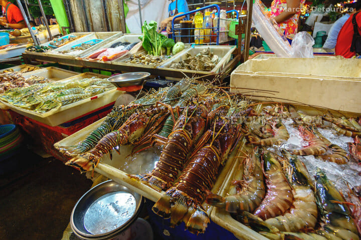 Phuket Seafood Market