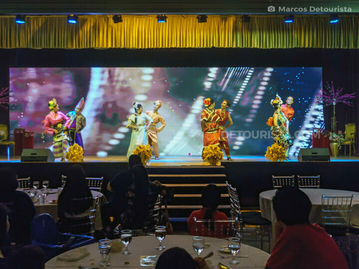 WOW KL! cultural performance, in Kuala Lumrpur, Malaysia
