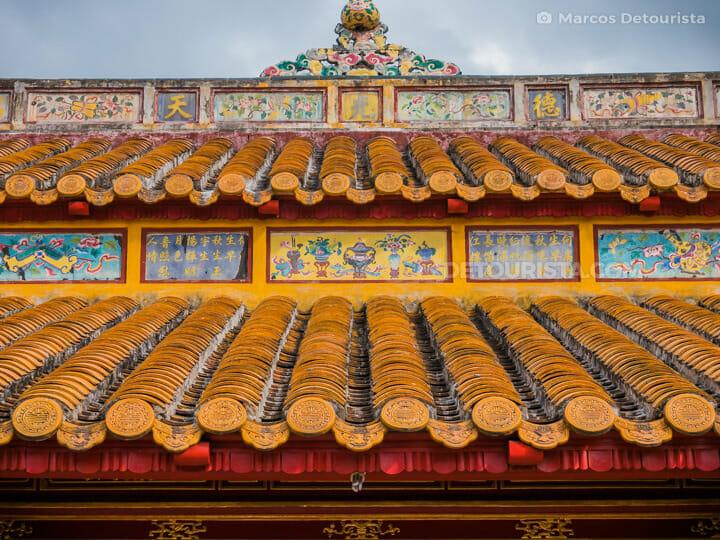 Lang Thieu Tri, Hue