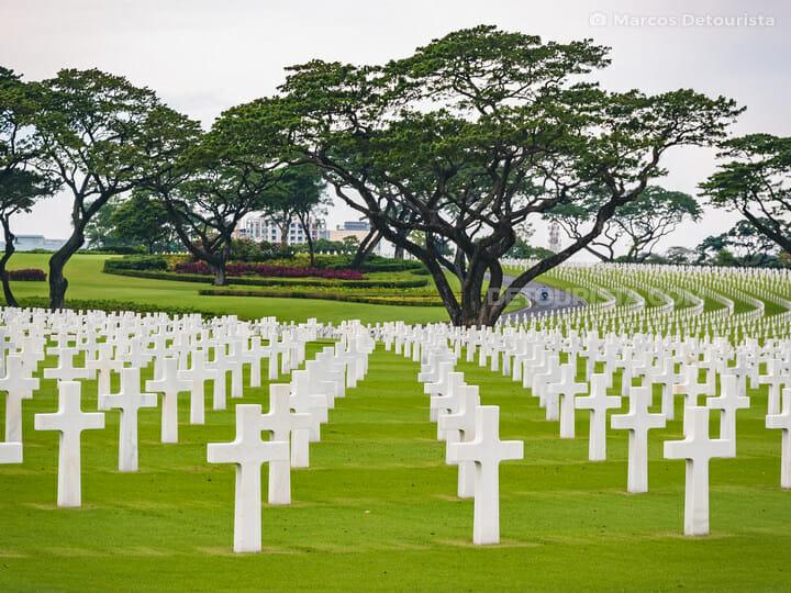 Manila American Cemetery & Memorial, Fort Bonifacio