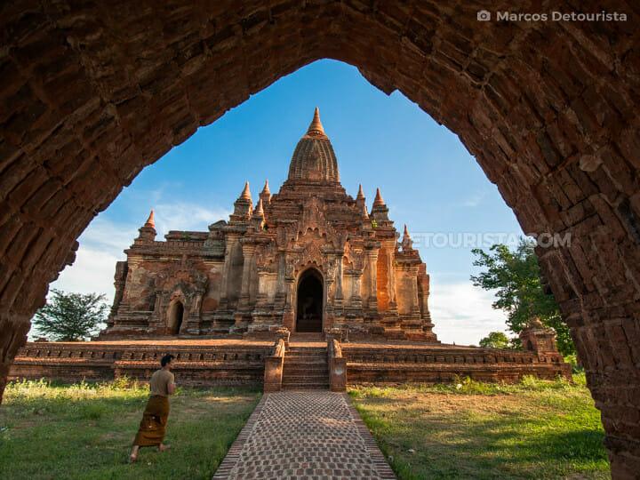 Shwe Leik Temple