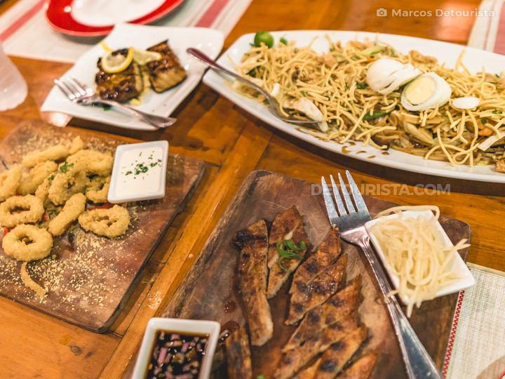 'Top of Cebu' Restaurant, in Cebu City
