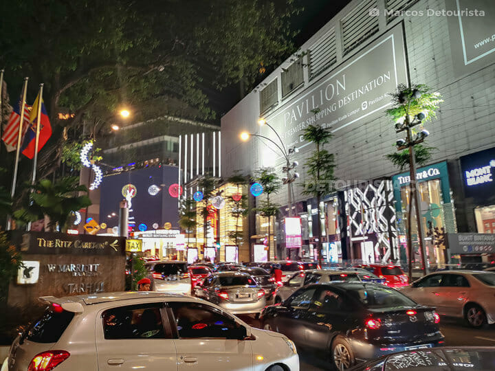 Pavillion Mall Bukit Bintang