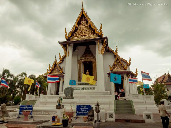 Wat Na Phramane in Ayutthaya, Thailand