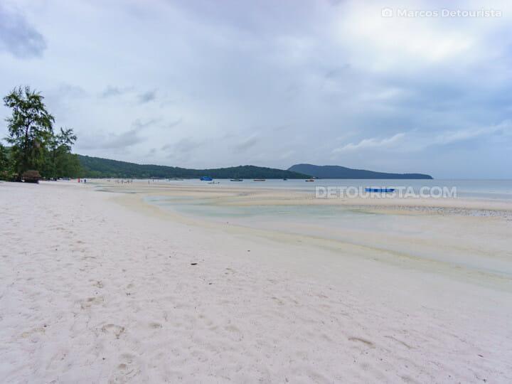 Koh Rong Samloem-Saracen Bay