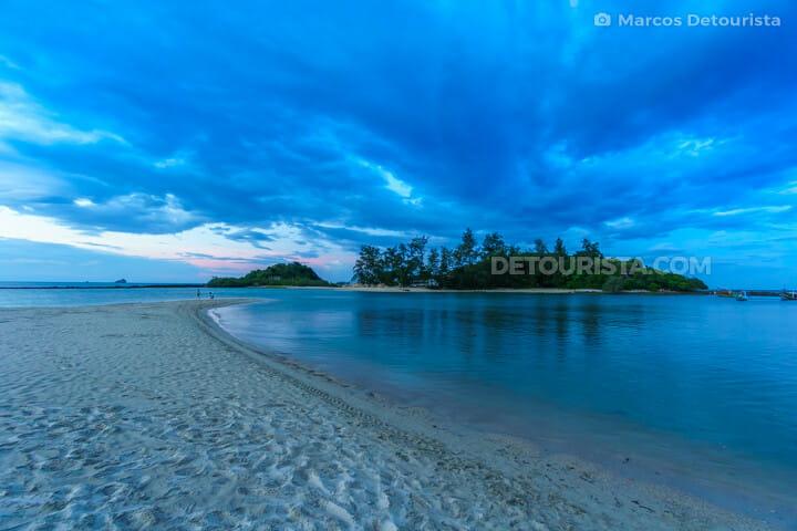Koh Samui Beach - Choeng Mon