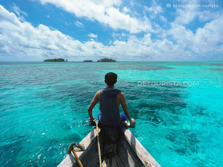 Nasubata Reef - Pulau Bato
