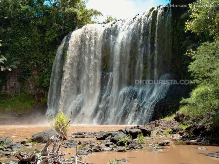 Santa Cruz Falls, Kapatagan, Lanao del Norte