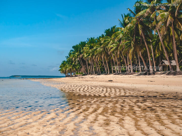 General Luna beach, Siargao