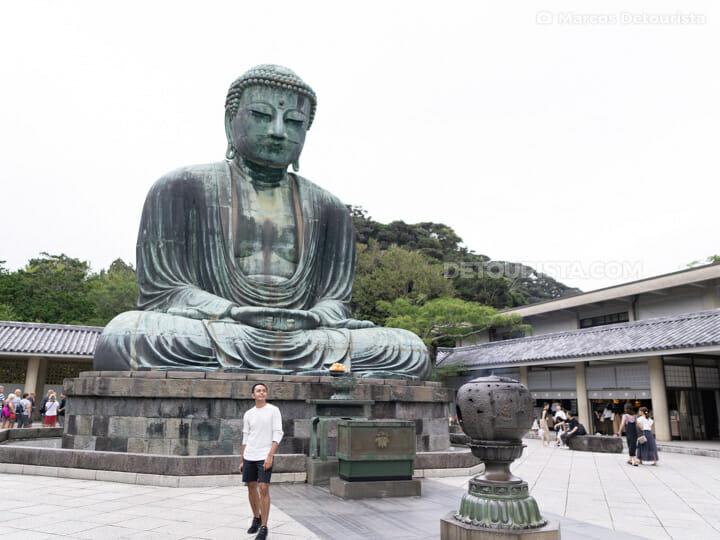 Kōtoku-in Temple, Kamakura