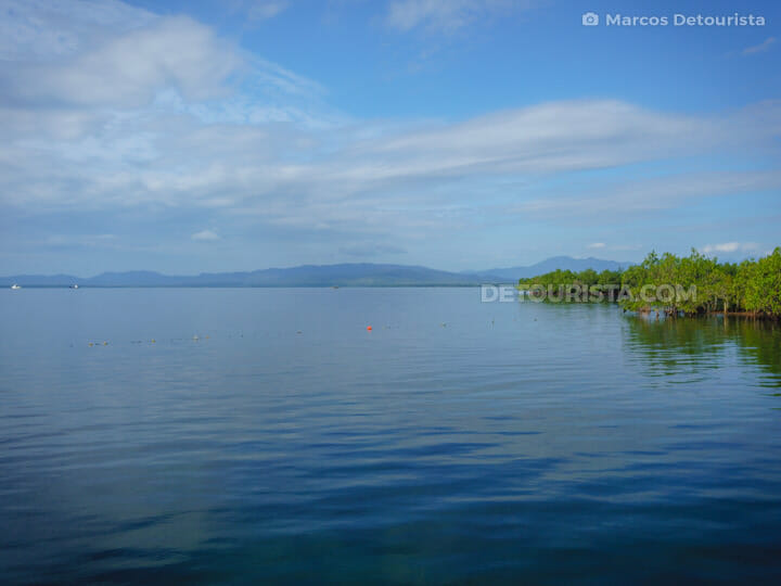 Marina de Bay Resort and Spa sea view, in Puerto Princesa City,