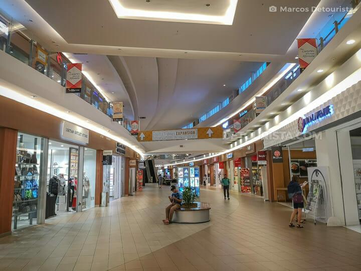 Mitsui Outlet Park near Kuala Lumpur International Airport, Malaysia