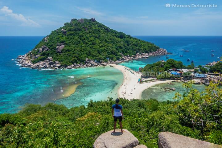Koh Nang Yuan (island)