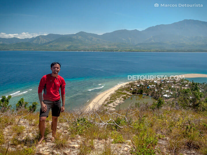 Marcos at Malalison Island