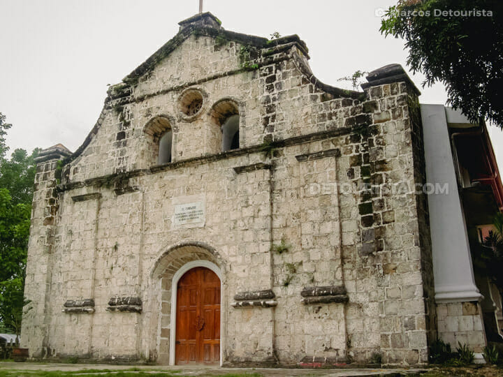 Navalas Church, Guimaras