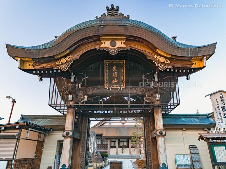 Shorenji, Takayama