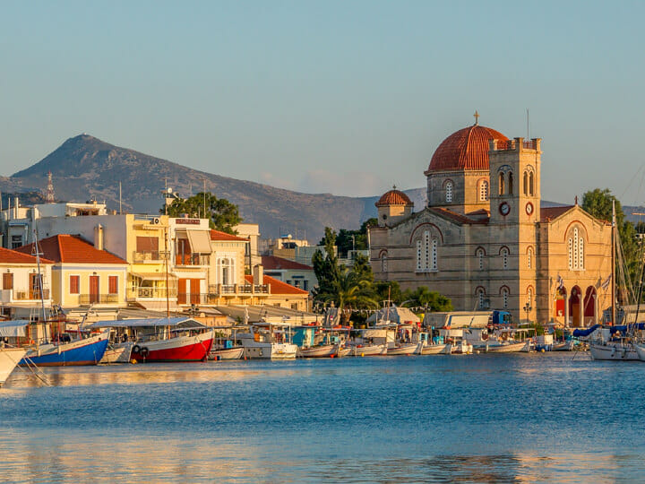Aegina Island, Greece