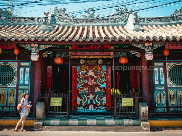Chua Ong Temple, Hoi An