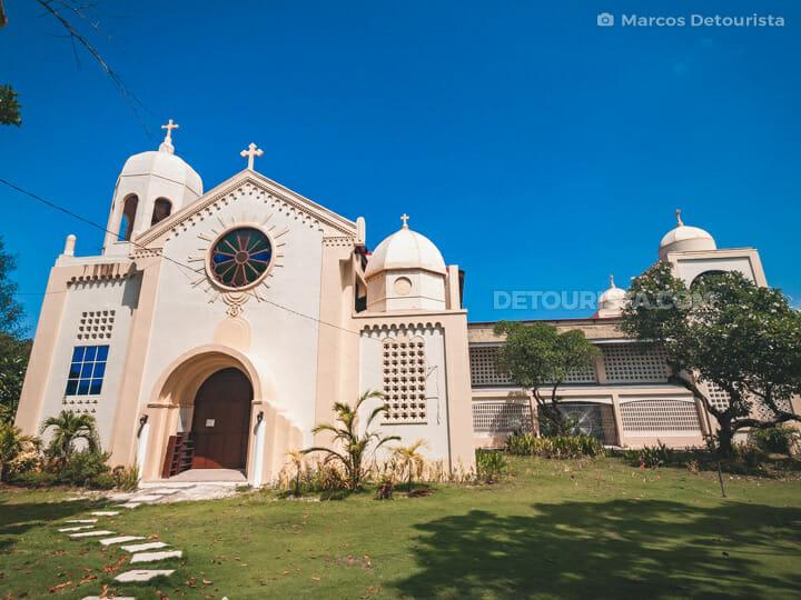 General Luna Church, Siargao Island