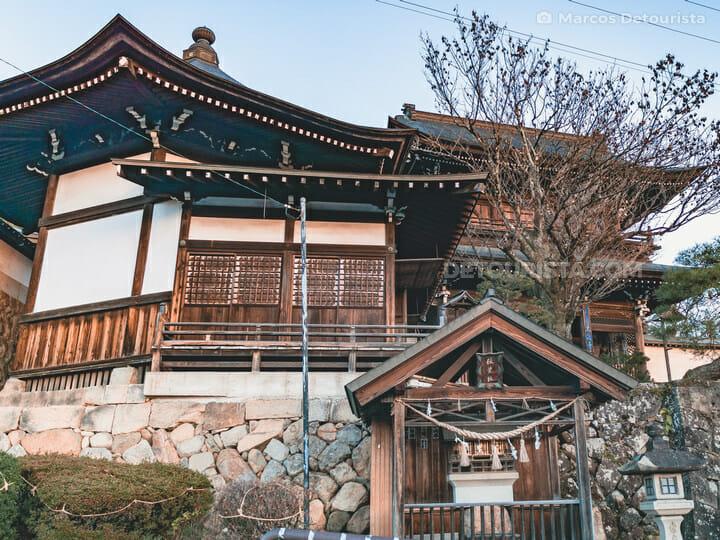 Daiou-ji Temple, Takayama