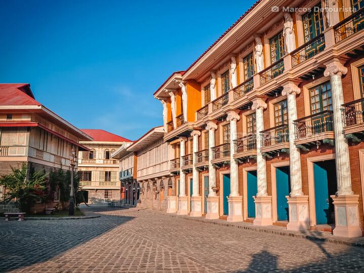 Las Casas Filipinas de Acuzar in Bagac, Bataan, Philippines