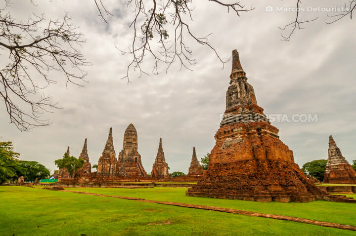 Wat Chaiwatthanaram (temple)