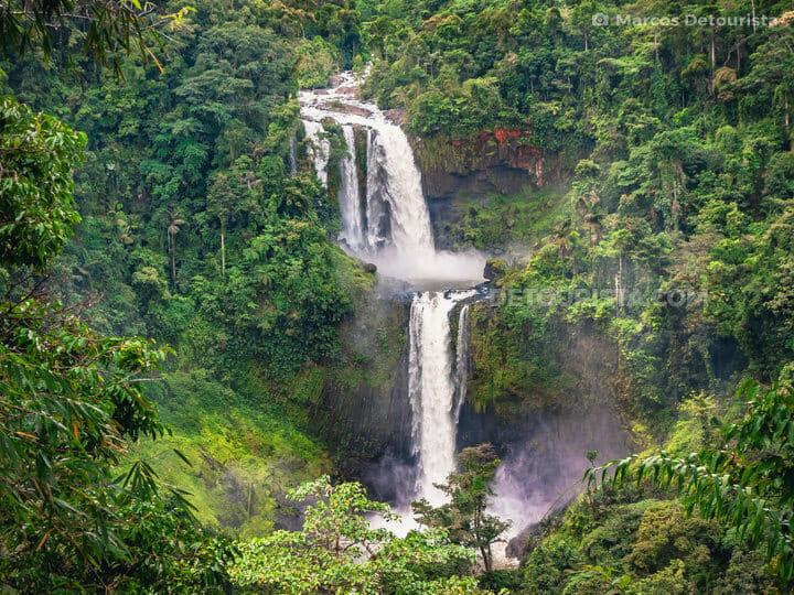 Limunsudan Falls, Iligan