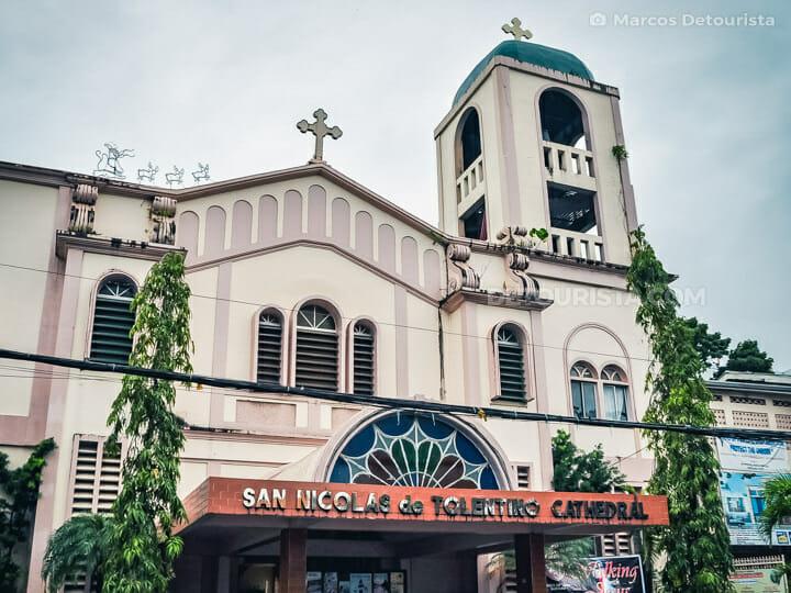 San Nicolas de Tolentino Cathedral, Surigao City