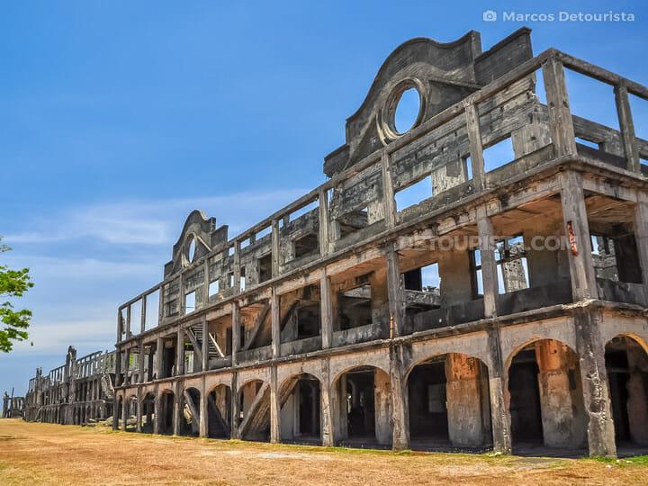 Corregidor Island near Manila