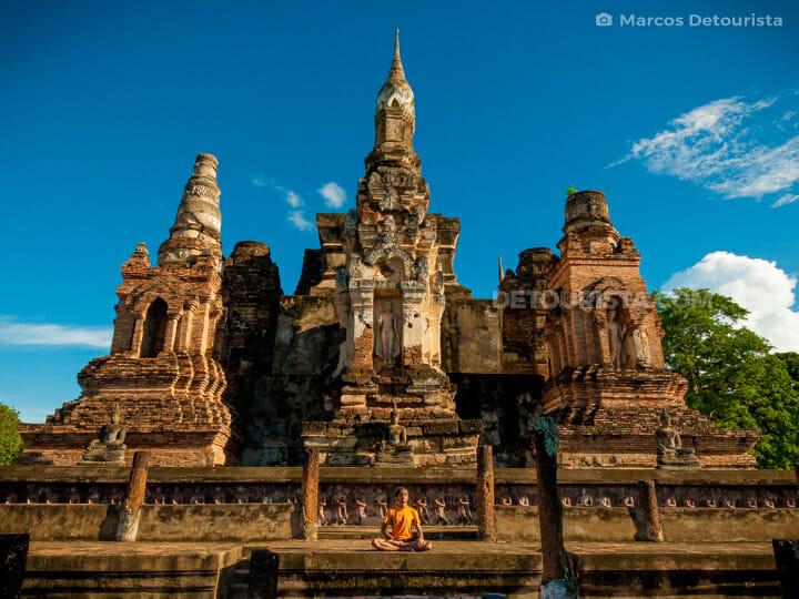 Marcos at Sukhothai