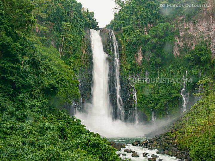 Maria Cristina Falls, Iligan City