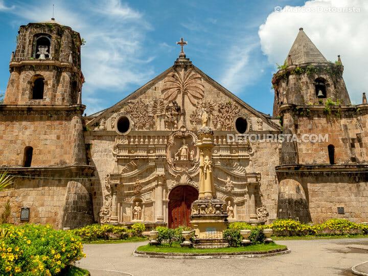 Miagao Church, in Miagao, Iloilo, Philippines