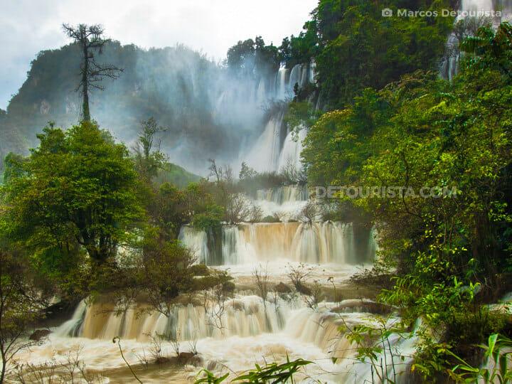 Thee Lor Su Waterfall