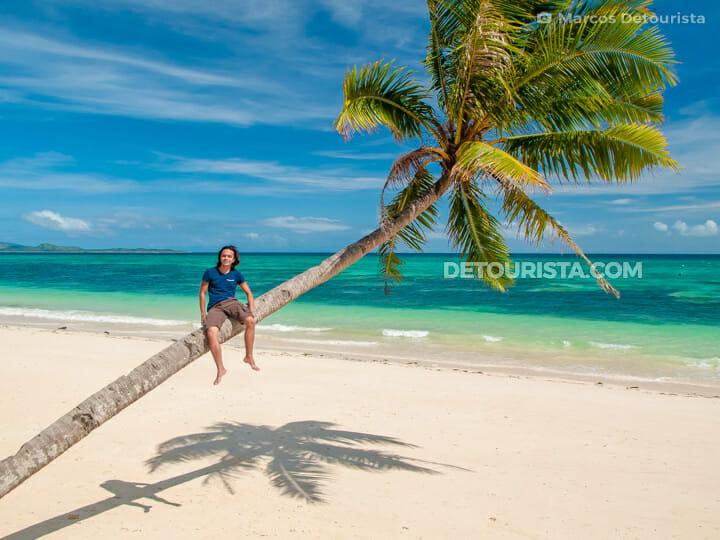 Marcos at Carabao Island