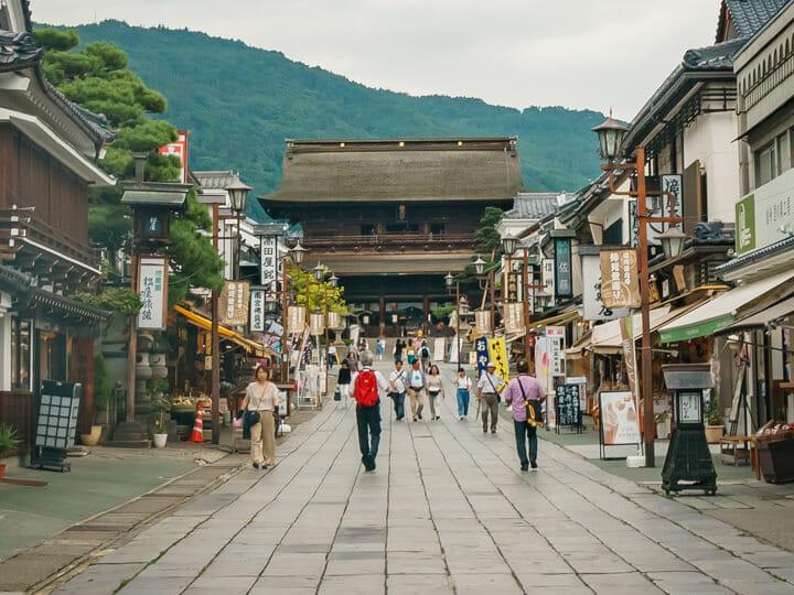 Zenkō-ji Temple, Nagano City