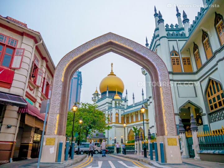 Masjid Sultan (mosque)